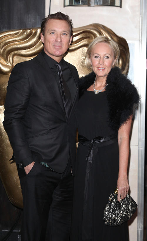 Martin Kemp and Shirlie Holliman at the British Academy Children's Awards 2011 in England.
