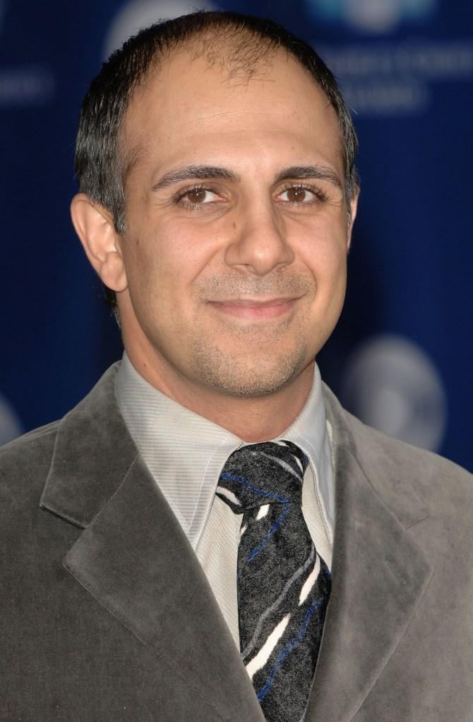 Anthony Azizi at the 32nd Annual People's Choice Awards.
