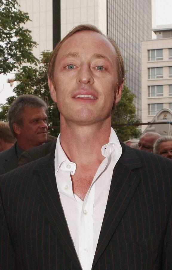 Wilifried Hochholdinger at the premiere of