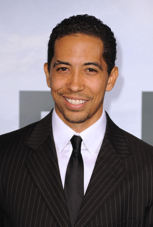 Neil Brown, Jr. at the California premiere of