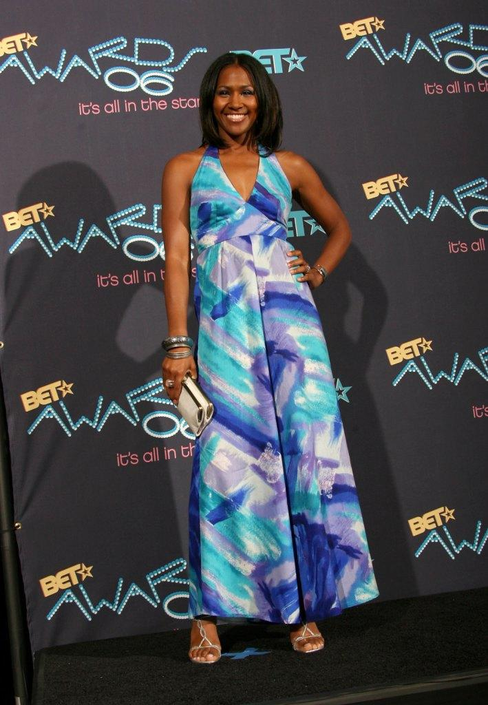 Terri J. Vaughn at the 2006 BET Awards.