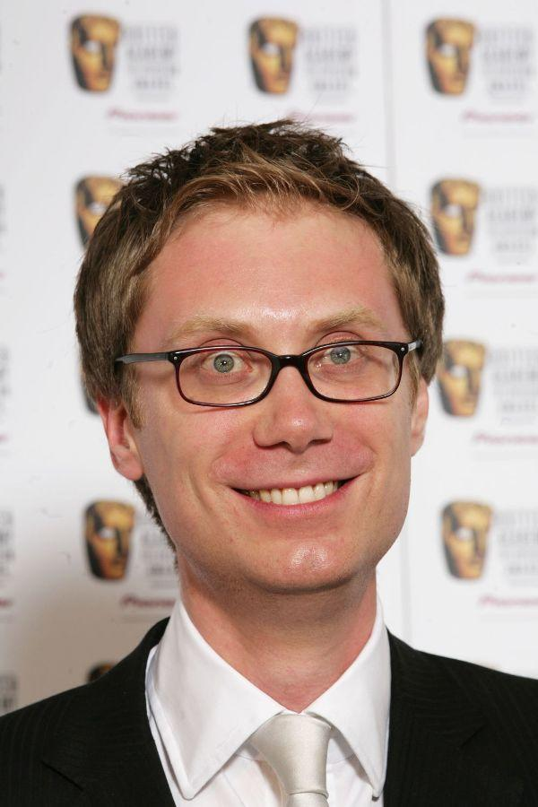 Stephen Merchant at the British Academy Television Awards.