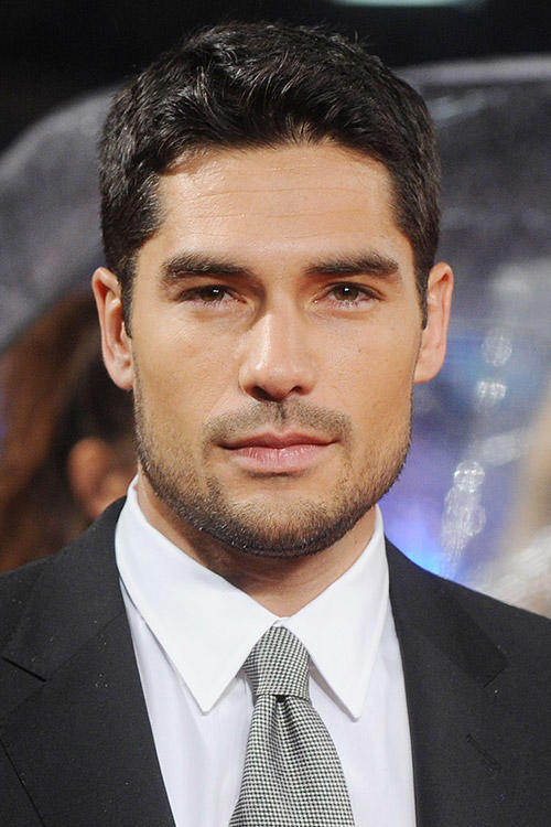 D.J. Cotrona at the