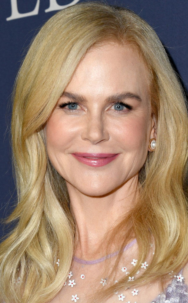 Nicole Kidman at the premiere of