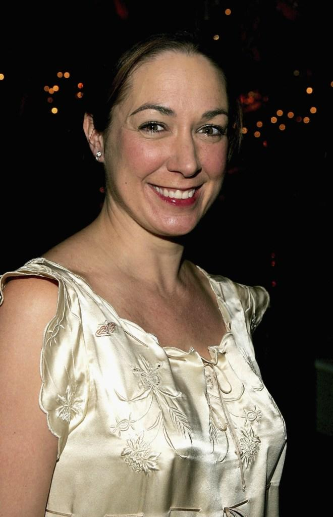Elizabeth Marvel at the after party of the opening night of