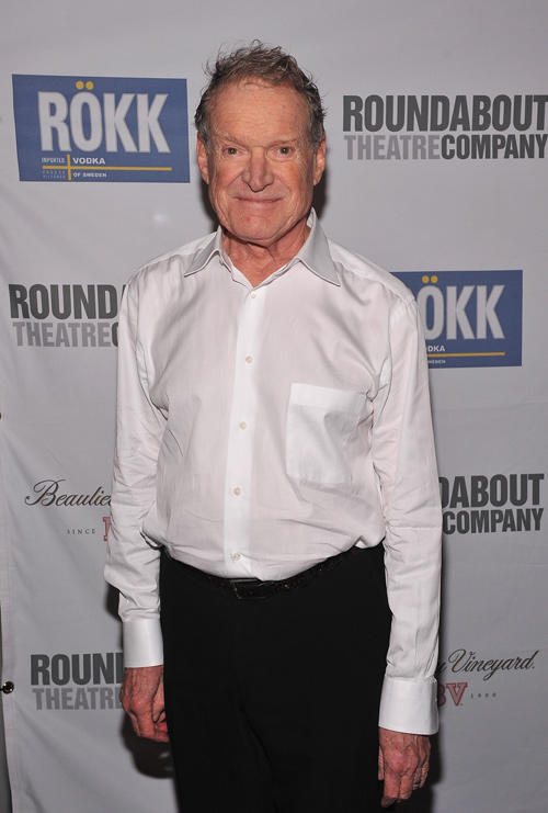 Charles Kimbrough at the Broadway Opening of New York premiere of