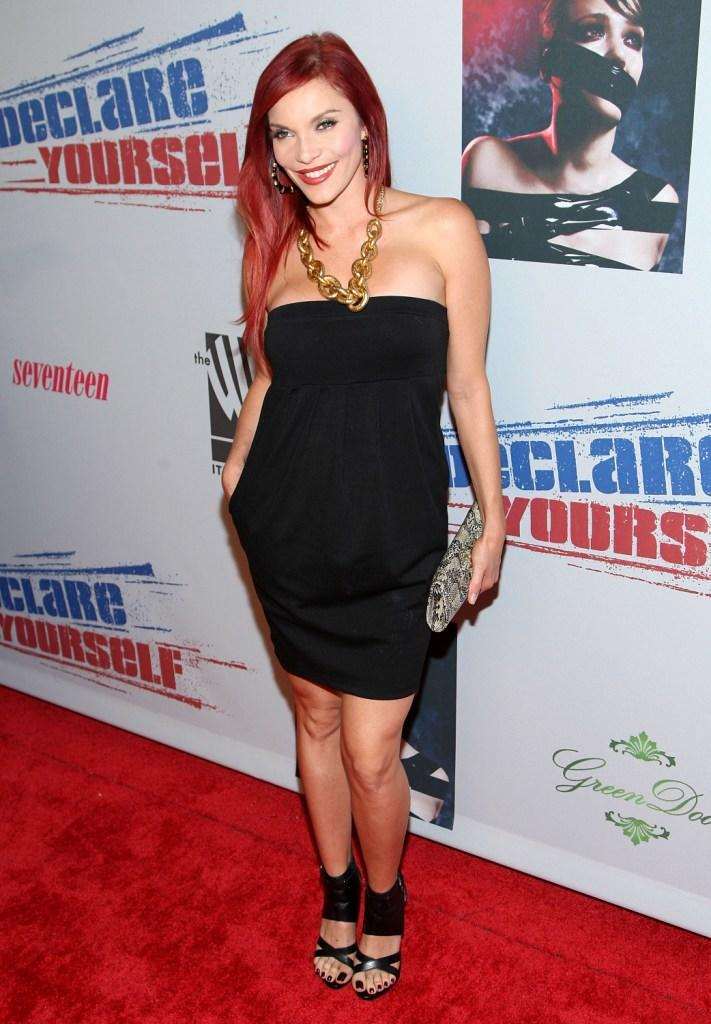 Carmit Bachar at the Declare Yourself's
