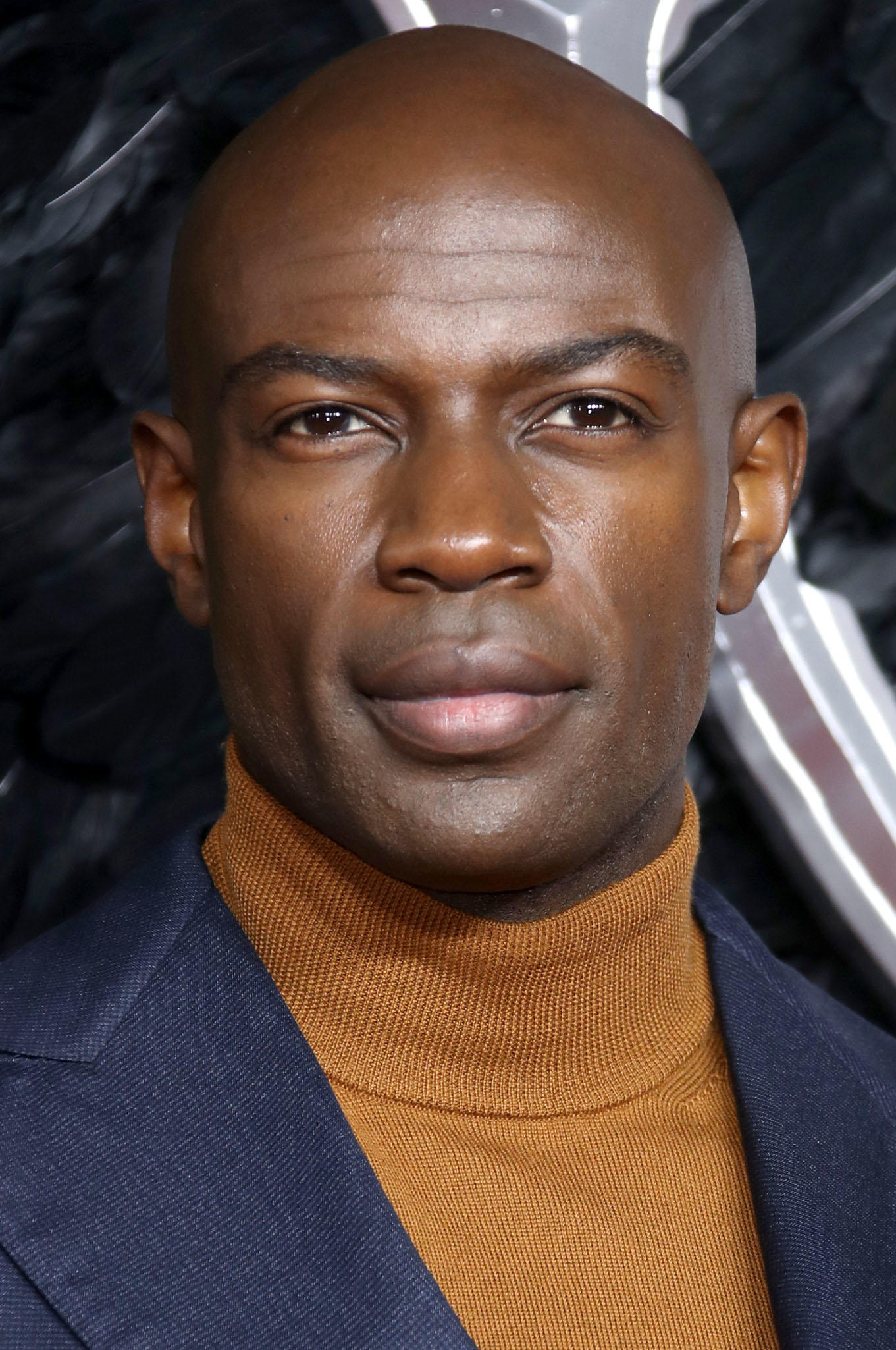 David Gyasi at the European premiere of