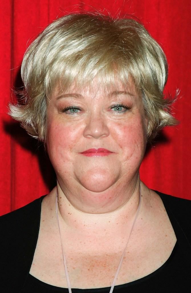 Kathy Kinney at the Second Biennal What A Pair Cabaret Extravaganza To Benefit The Revlon/UCLA Breast Center.