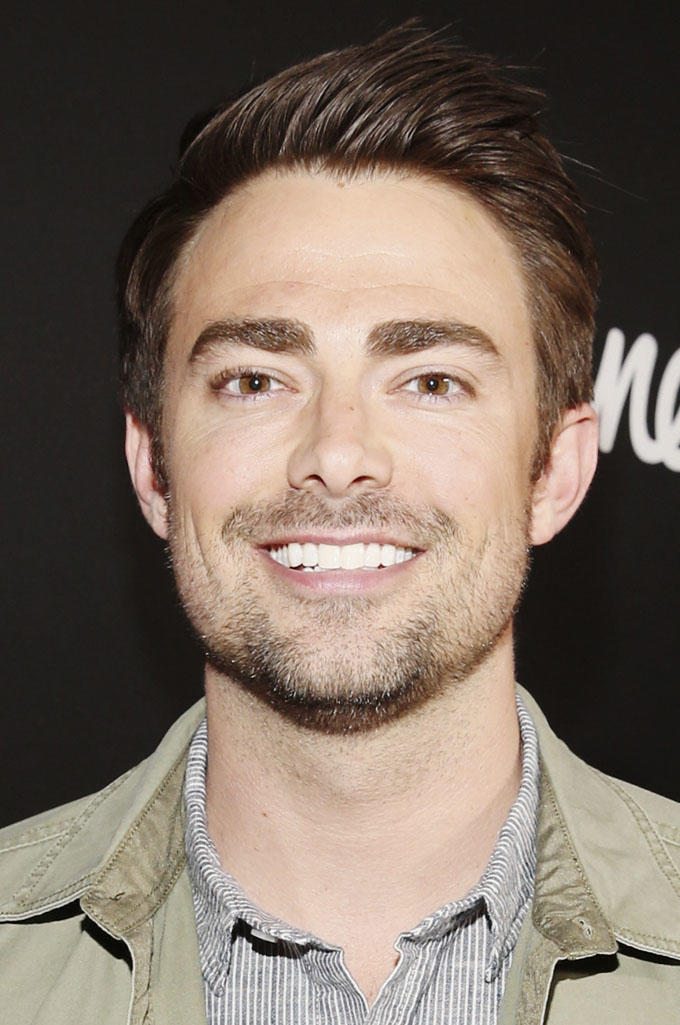 Jonathan Bennett at the world premiere of