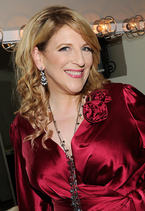 Lisa Lampanelli at the 28th annual Adult Video News Awards in Las Vegas.