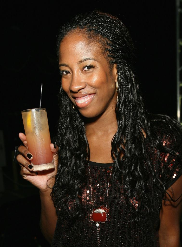 Shondrella Avery at the after party of