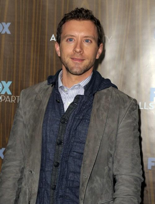 T.J. Thyne at the Fox Winter 2010 All-Star Party.