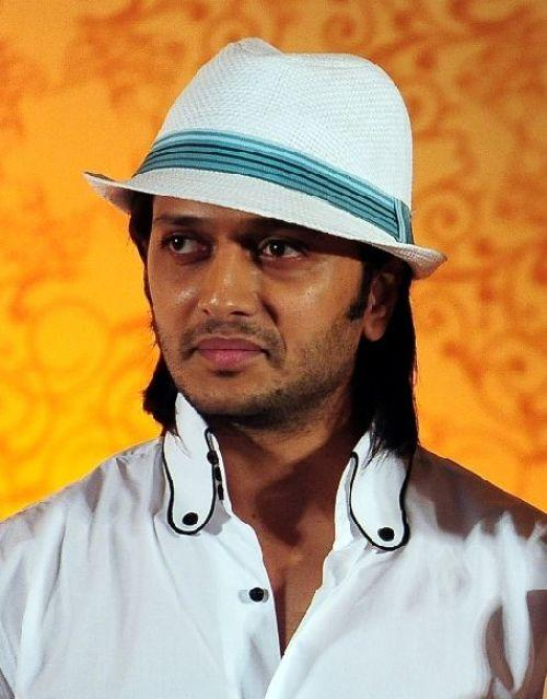 Ritesh Deshmukh at the International Indian Film Academy (IIFA) Awards.