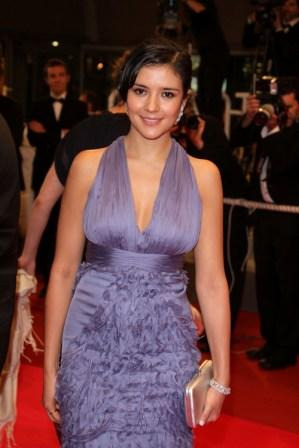Catalina Sandino Moreno at the premiere of