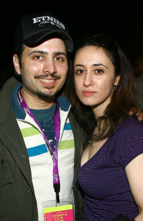 Matthew Bonifacio and Guest at the filmmaker/industry party during the 2007 Tribeca Film Festival.