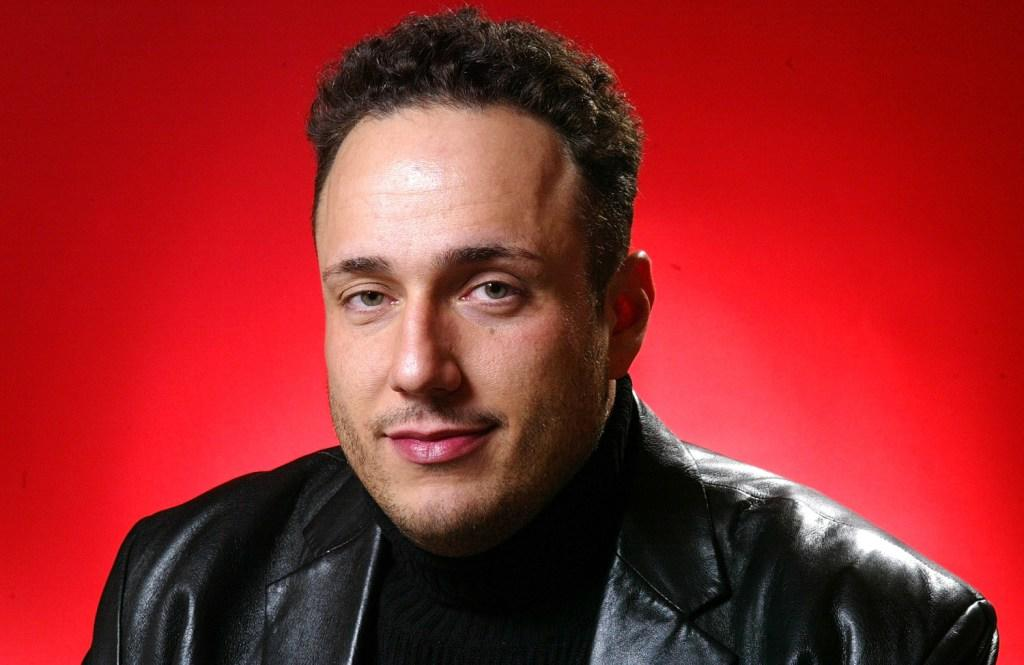 Carmine Famiglietti at the 2004 Sundance Film Festival.