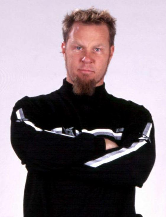 A File photo of Actor James Hetfield, Dated November 10, 1999.