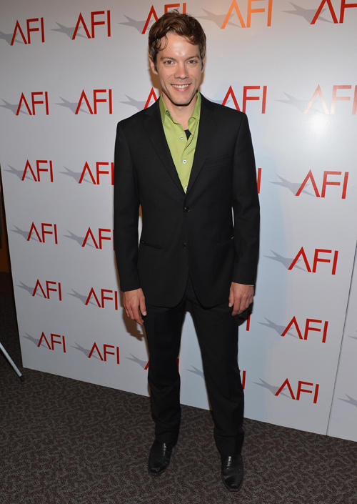 Russell Sams at the 2012 AFI Women Directors Showcase in California.