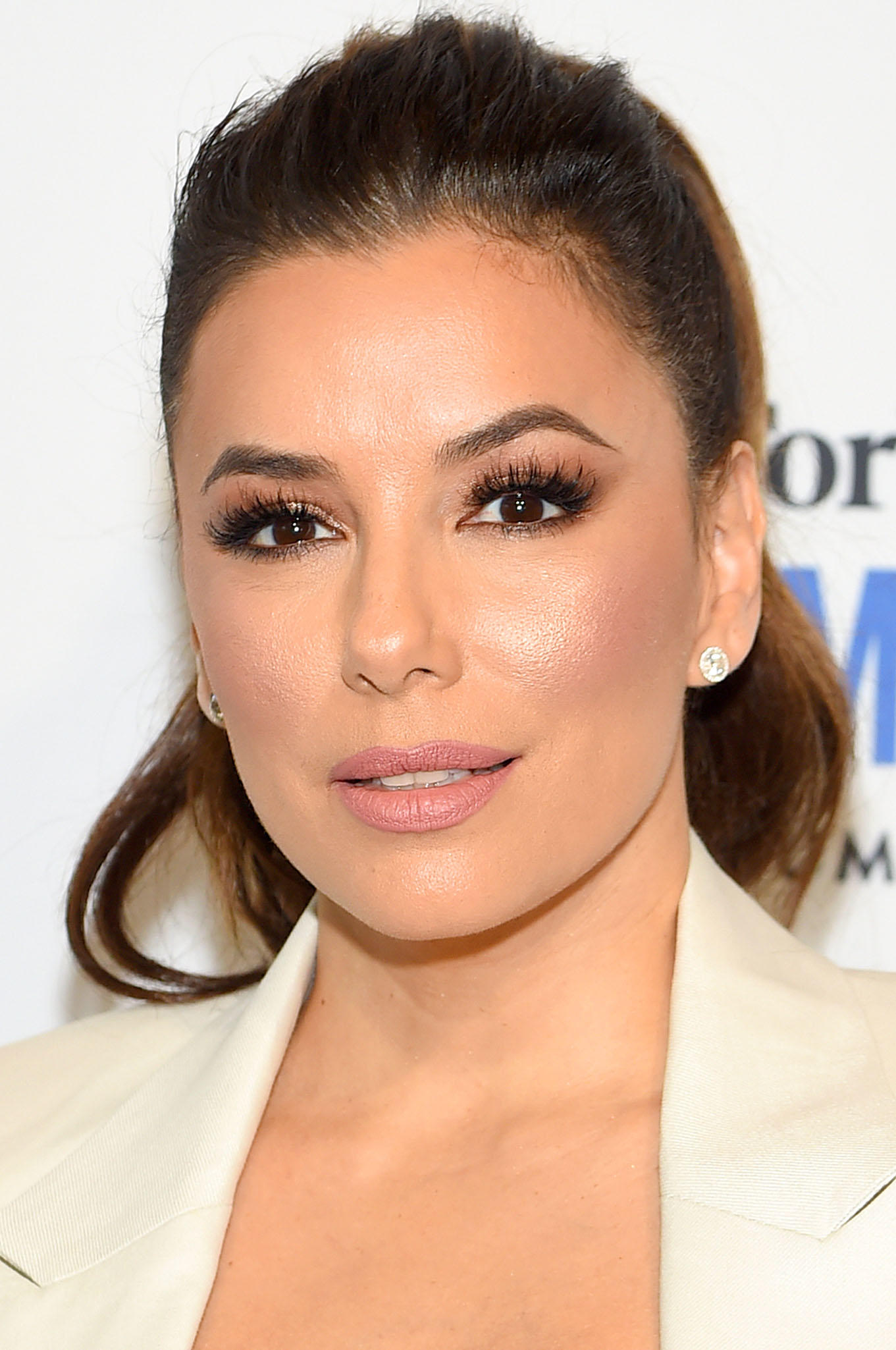 Eva Longoria at the 2019 Forbes Women's Summit in New York City.