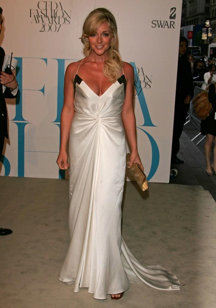 Jane Krakowski at the 25th Anniversary of the Annual CFDA Fashion Awards.