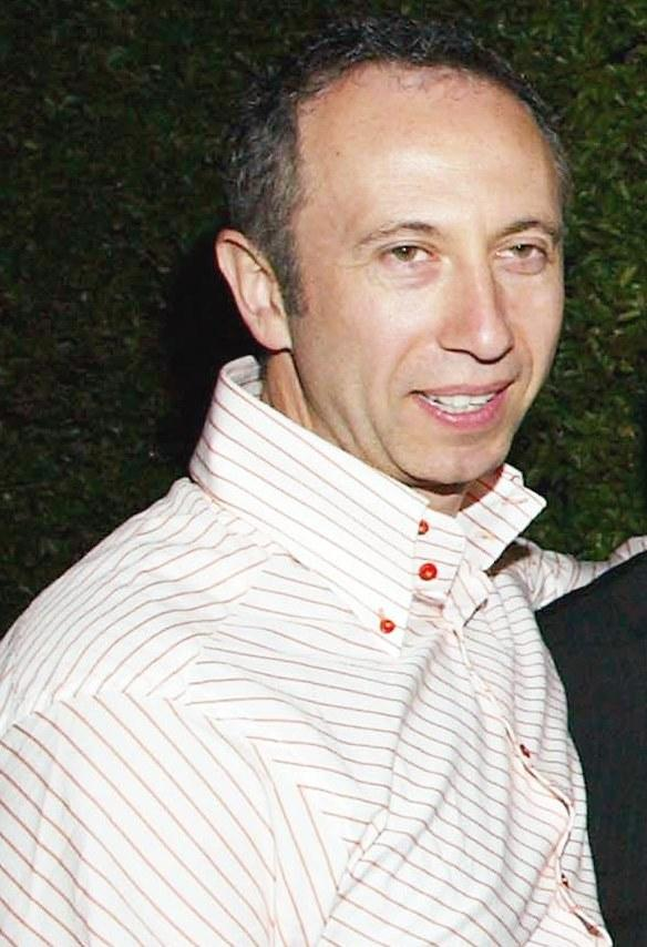 Boris Krutonog at the after party of the California premiere of