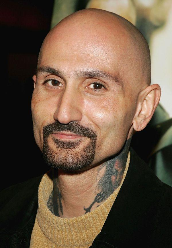 Robert La Sardo at the premiere of