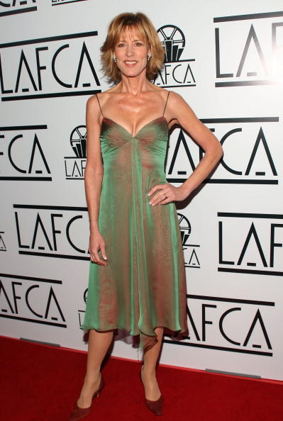 Christine Lahti at the 2007 LA Film Critic's Choice Awards.
