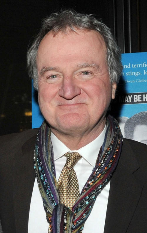 Tom Kemp at the New York premiere of
