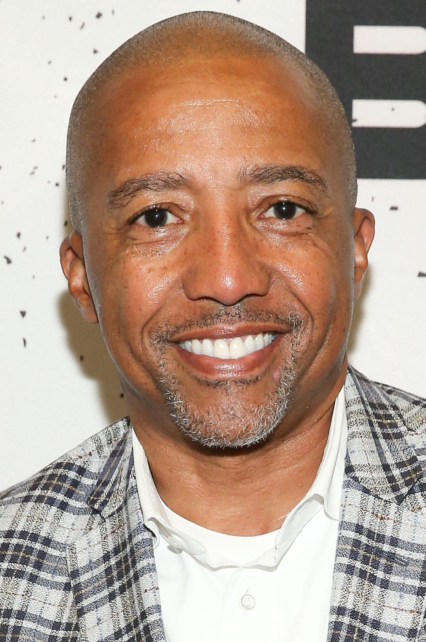 Kevin Liles at the screening of BET's series