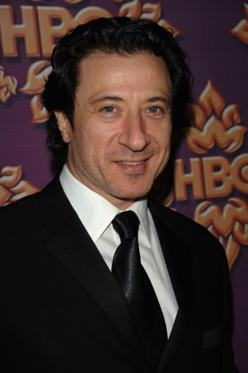 Federico Castelluccio at the 2007 HBO Emmy party.