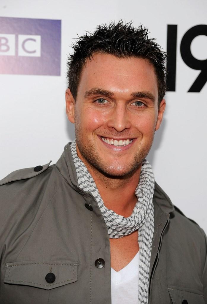 Owain Yeoman at the Champagne Launch of BritWeek 2009.