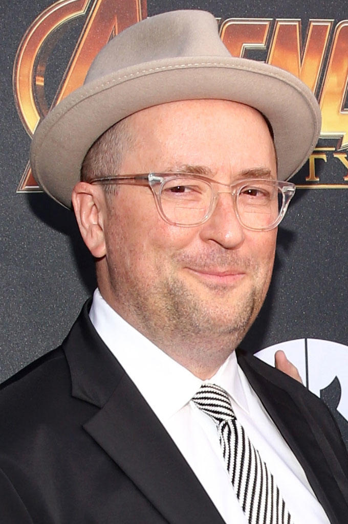 Christopher Markus at the Los Angeles Global Premiere for