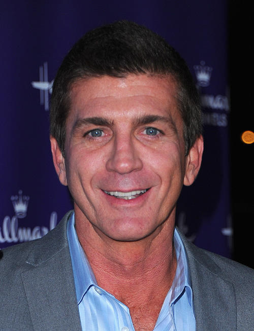 Joe Lando at the Hallmark Channel's 2011 TCA Winter Tour Evening Gala.