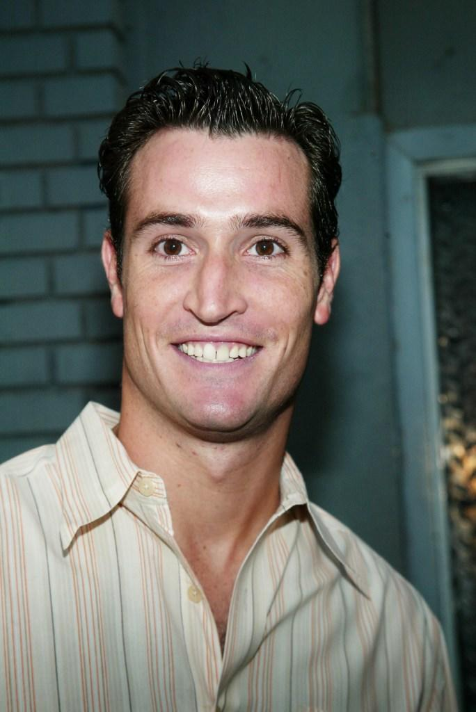 Matthew Del Negro at the Entertainment Weeklys Second Annual IT List Party.