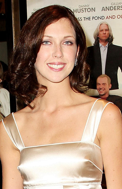 Margo Stilley at the UK premiere of