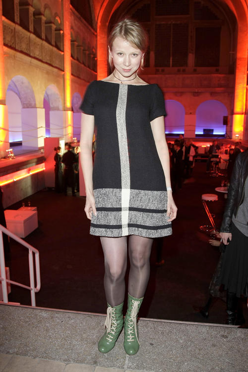 Alexandra Kulikova at the afershow party of the Germany premiere of