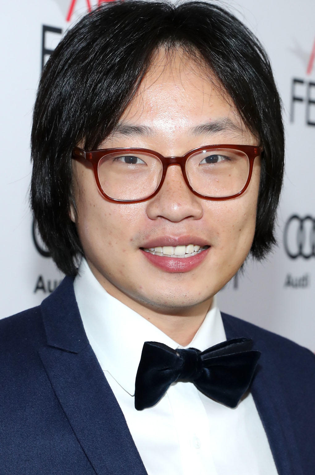 Jimmy O. Yang at the premiere of