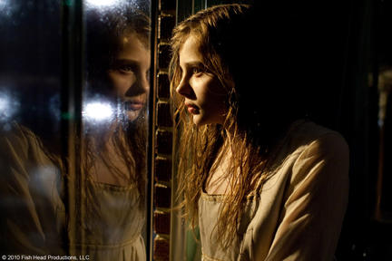 Chloe Grace Moretz as Abby in