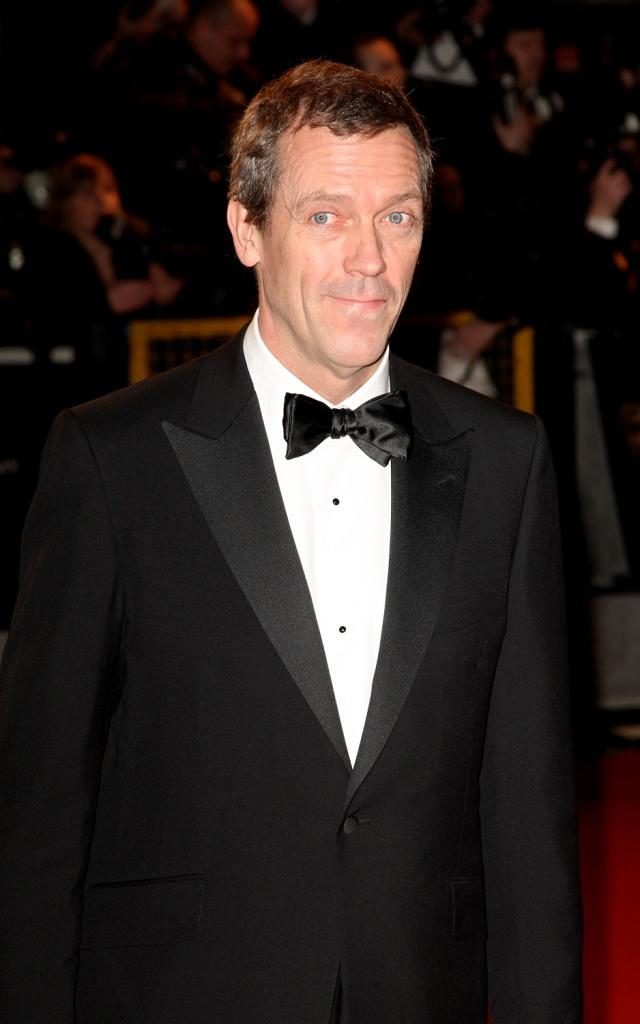 Hugh Laurie Pictures a...