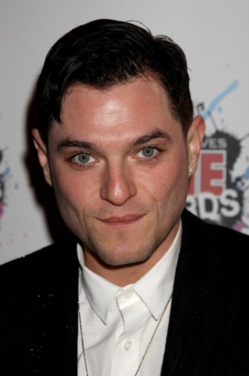 Mathew Horne at the Shockwaves NME Awards 2010.