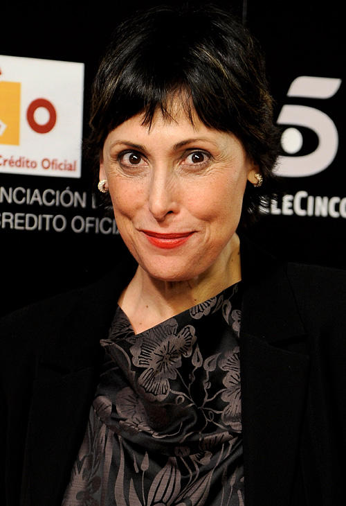 Maria Barranco at the Spain premiere of