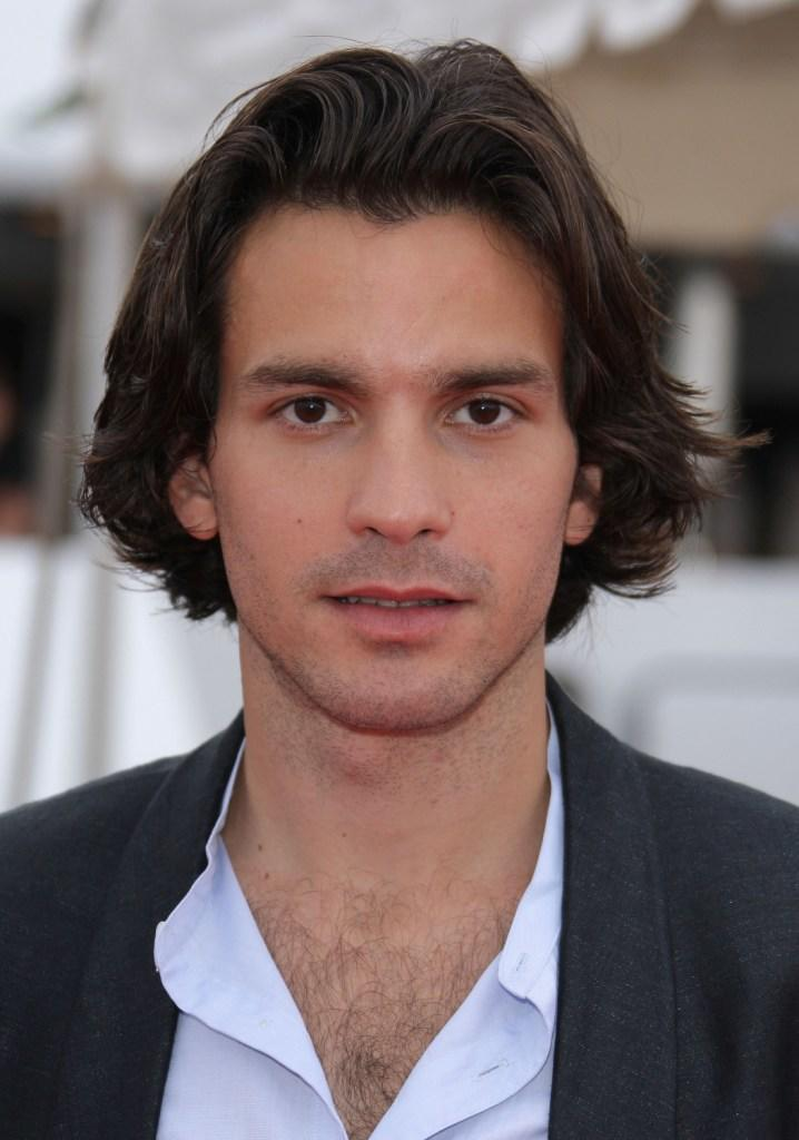 Santiago Cabrera at the 61st International Cannes Film Festival.
