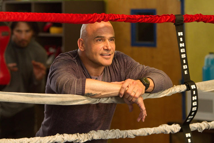 Bas Rutten as Niko in
