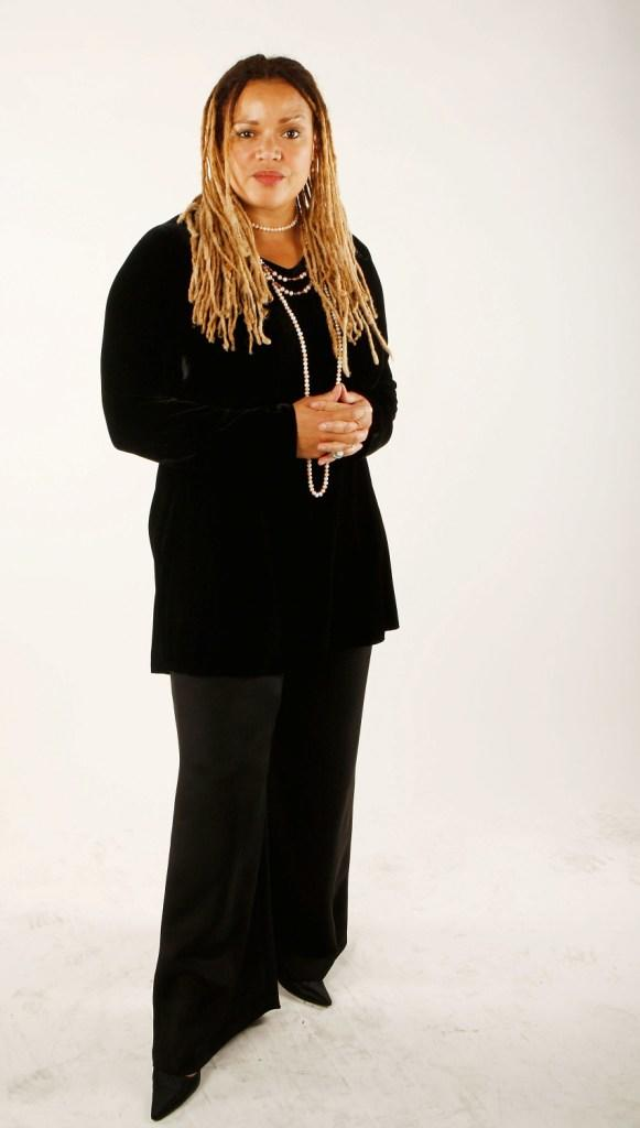 Kasi Lemmons at the 39th NAACP Image Awards.