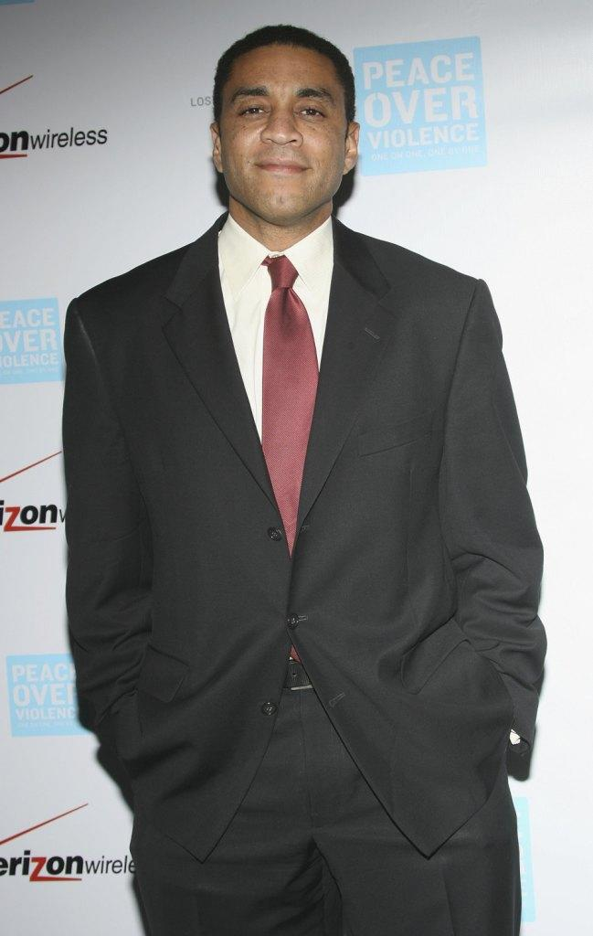 Harry J. Lennix at the Los Angeles Commission on Assaults Against Women 35th Annual Humanitarian Awards.