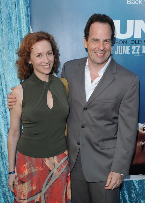 Kelly Lester and Loren Lester at the California premiere of