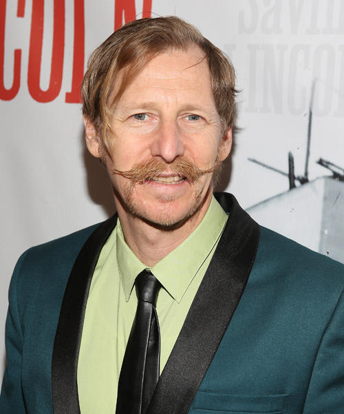 Lew Temple at the world premiere of