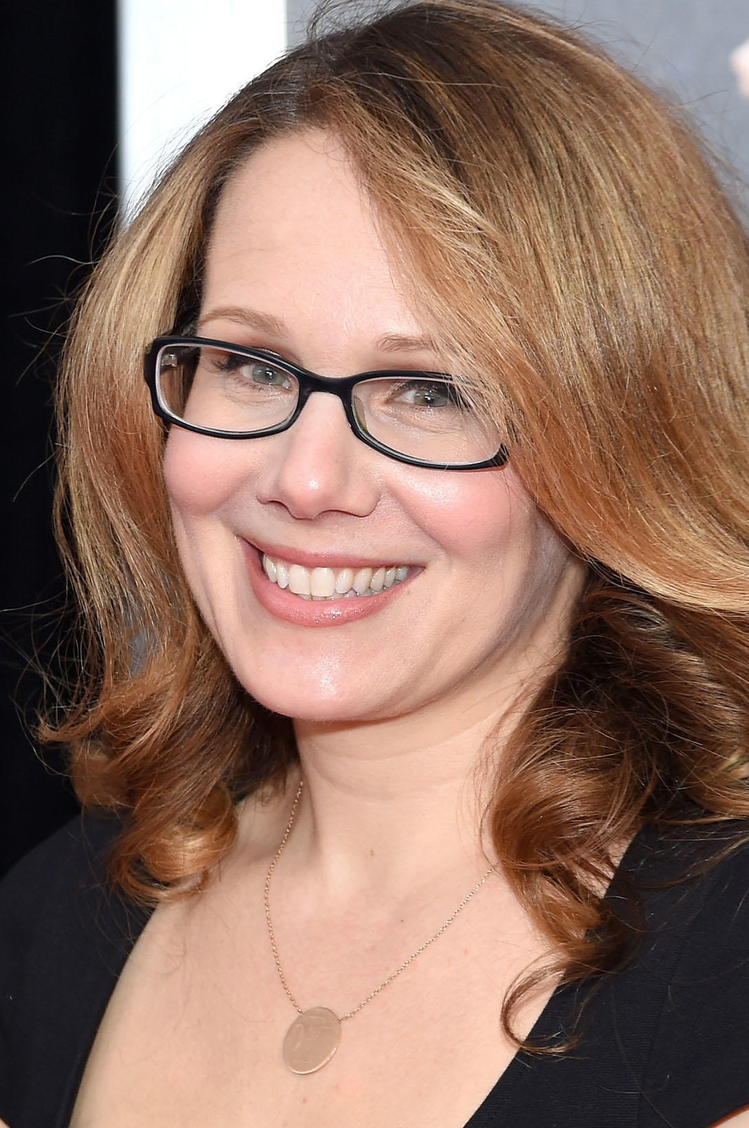Dana Fox at the New York premiere of