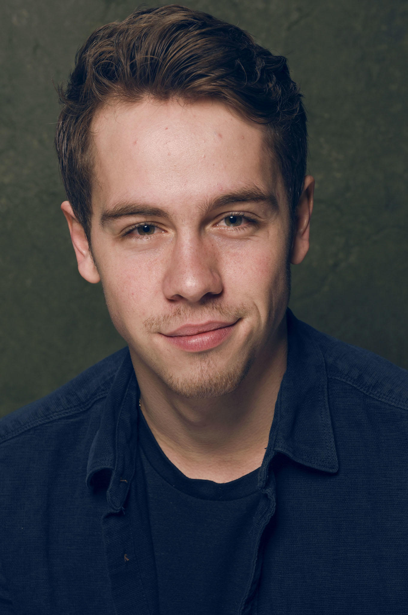 Munro Chambers during the 2015 Sundance Film Festival.